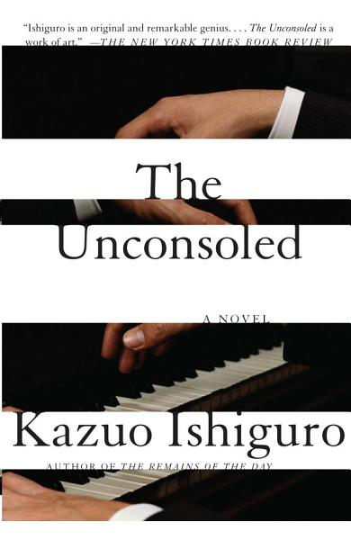 Download The Unconsoled Book