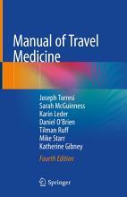 Manual of Travel Medicine PDF