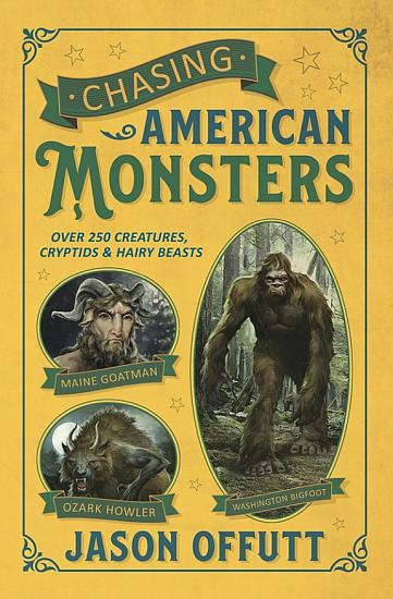 Chasing American Monsters PDF