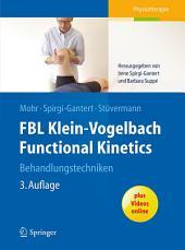 FBL Klein-Vogelbach Functional Kinetics Behandlungstechniken: Ausgabe 3