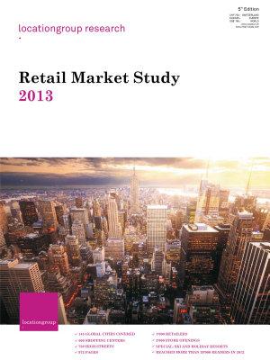 Retail Market Study 2013
