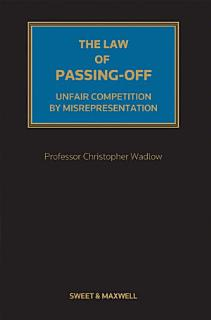 The Law of Passing off
