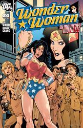 Wonder Woman (2006-) #24