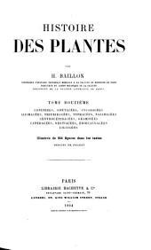 Histoire des plantes: Volume12