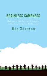 Brainless Sameness Book PDF