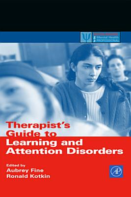 Therapist s Guide to Learning and Attention Disorders PDF