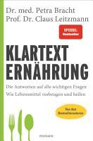 Klartext Ern  hrung PDF