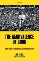 The Ambivalence of Good PDF