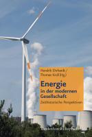 Energie in der modernen Gesellschaft PDF