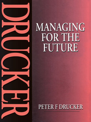 Managing for the Future PDF