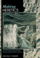 Making Heretics PDF