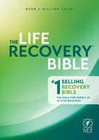 The Life Recovery Bible NLT PDF