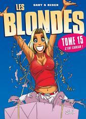 Les Blondes T15: C'est cadeau !
