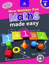 New Number Fun Maths Made Easy – 4