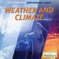 Weather and Climate PDF