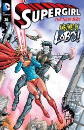 Supergirl (2011-) #26