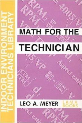 Math for the Technician PDF