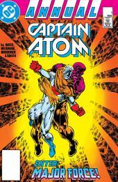 Captain Atom Annual (1988-1989) #1