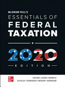 McGraw-Hill's Essentials of Federal Taxation 2020 Edition