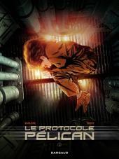Le Protocole Pélican - tome 1 - Le Protocole Pélican (1/4)