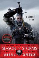 Season of Storms Book