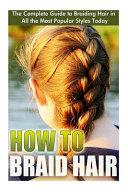 How to Braid Hair PDF