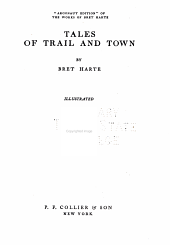 Tales of Trail and Town