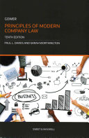 Gower s Principles of Modern Company Law PDF