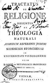 Tractatus de religione desumtus ex theologia naturali