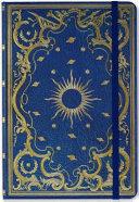 Celestial Dot Matrix Notebook