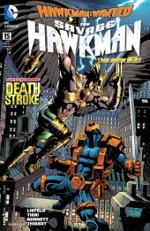 The Savage Hawkman (2012-) #15