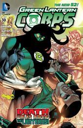 Green Lantern Corps (2011- ) #30