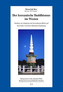 Der koreanische Buddhismus im Westen PDF