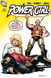 Power Girl (2009-) #7