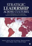 Strategic Leadership Across Cultures