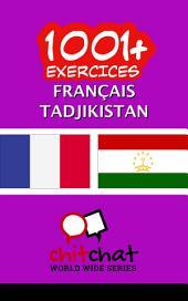 1001+ exercices Français - Tadjikistan