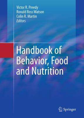 Handbook of Behavior  Food and Nutrition PDF