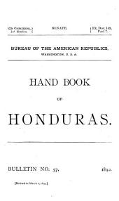 Honduras: Issue 57