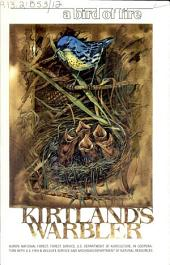 A Bird of fire: Kirtland's warbler