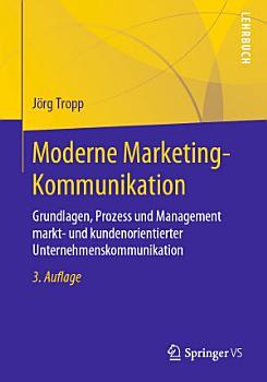 Moderne Marketing Kommunikation PDF