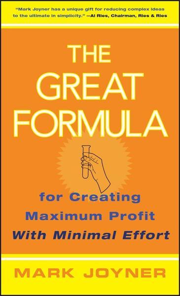 The Great Formula PDF