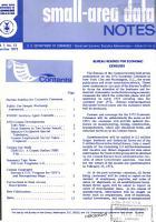 Small area Data Notes PDF