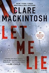 Let Me Lie Book