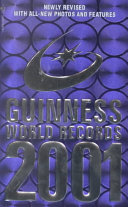 Download Guinness World Records 2001 Book