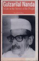 Gulzarilal Nanda PDF