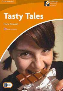 Tasty Tales Level 4 Intermediate American English Book