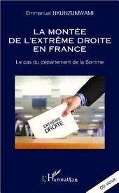 Montée de l'extrême droite en France: Le cas du département de la Somme (CD inclus)