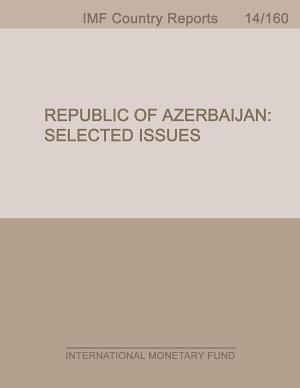 Republic of Azerbaijan  Selected Issues PDF