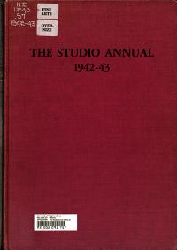 The Studio Annual of Fine Art in Color PDF