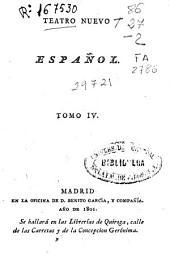 Teatro nuevo español: Volumen 4